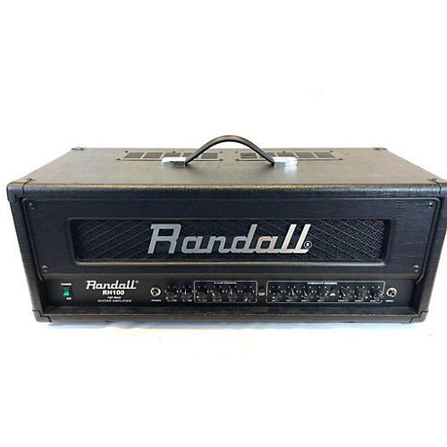 Randall RH100 Solid State Guitar Amp Head