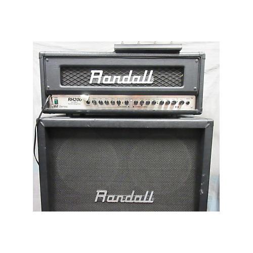 Randall RH200/R412CX Guitar Stack