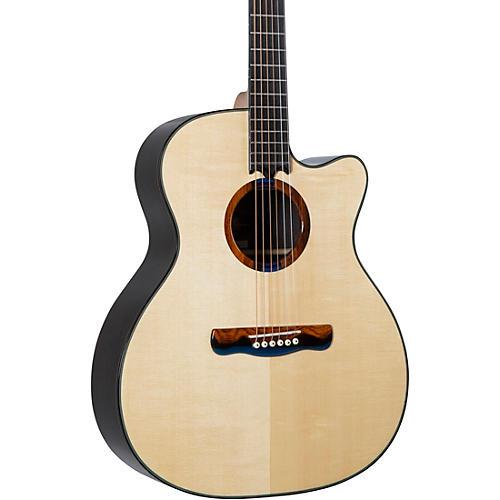 Merida RICS Auditorium Acoustic Guitar with Solid Spruce Top
