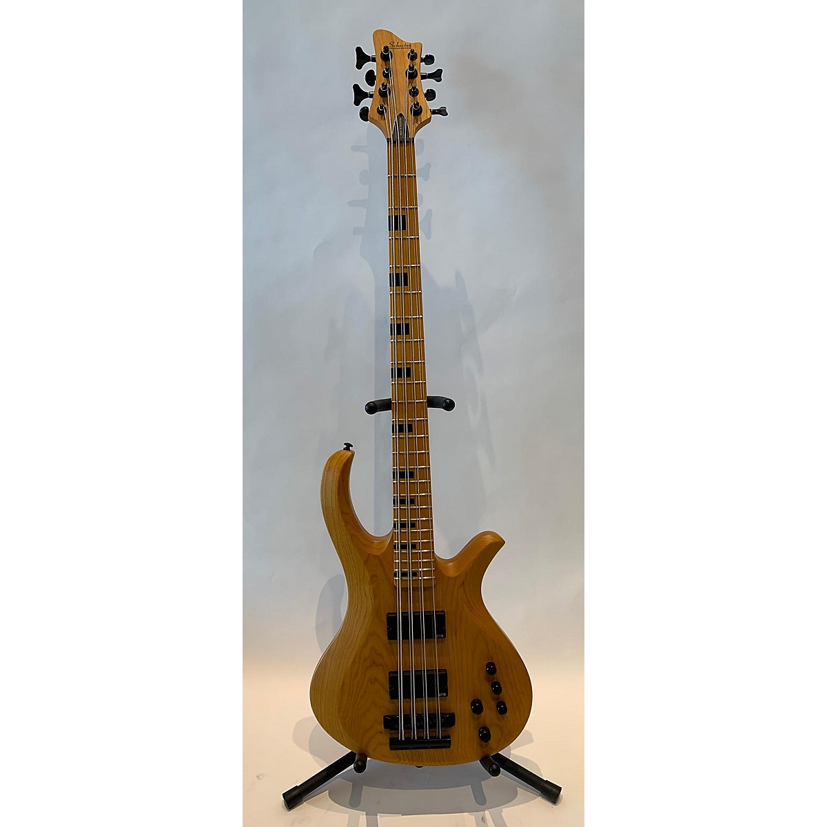 Schecter Guitar Research RIOT Electric Bass Guitar
