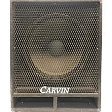 Carvin RL-118 Bass Cabinet