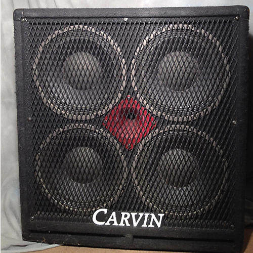 Carvin RL410T 600W 4x10 Bass Cabinet