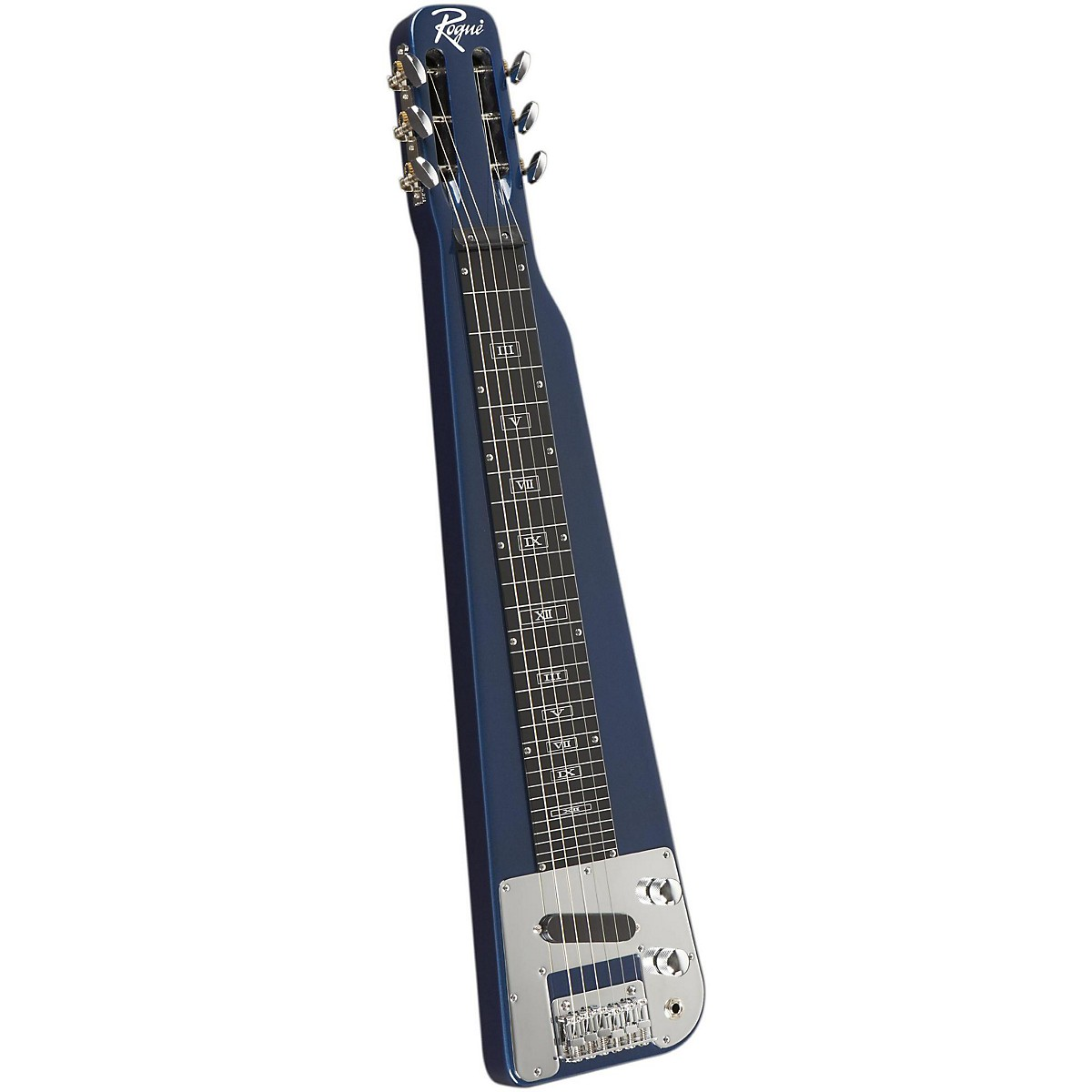 Rogue RLS-1 Lap Steel Guitar with Stand and Gig Bag