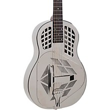 Recording King RM-991 Tricone Resonator Guitar with Roundneck