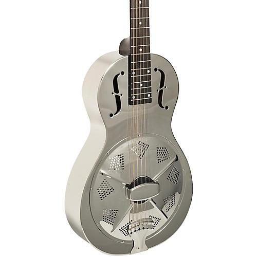 Recording King RM-993 Metal Body Parlor Resonator Guitar