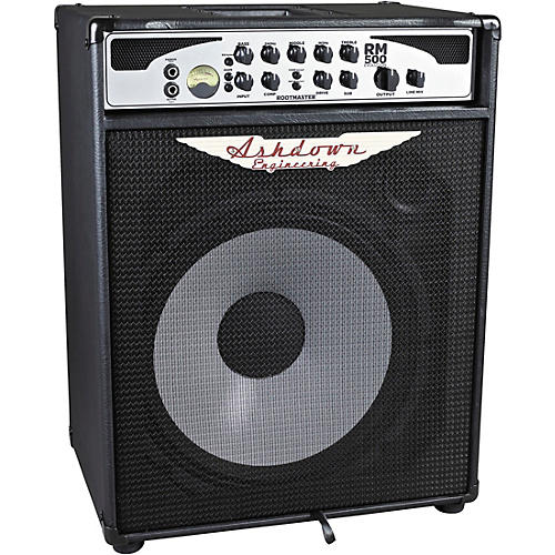 ashdown rm c115t 500 evo rootmaster 500w 1x15 bass combo amp guitar center. Black Bedroom Furniture Sets. Home Design Ideas