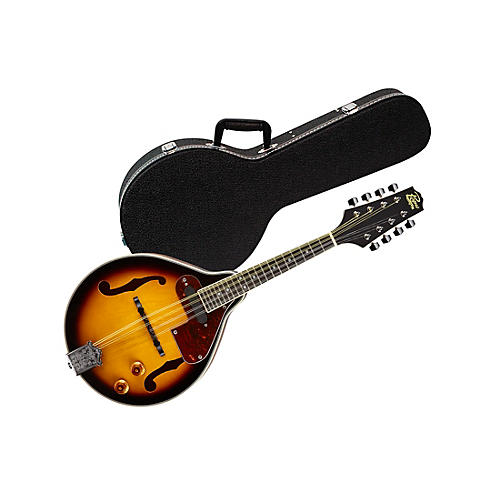 Rogue RM110AE Acoustic-Electric A-Style Mandolin Deluxe