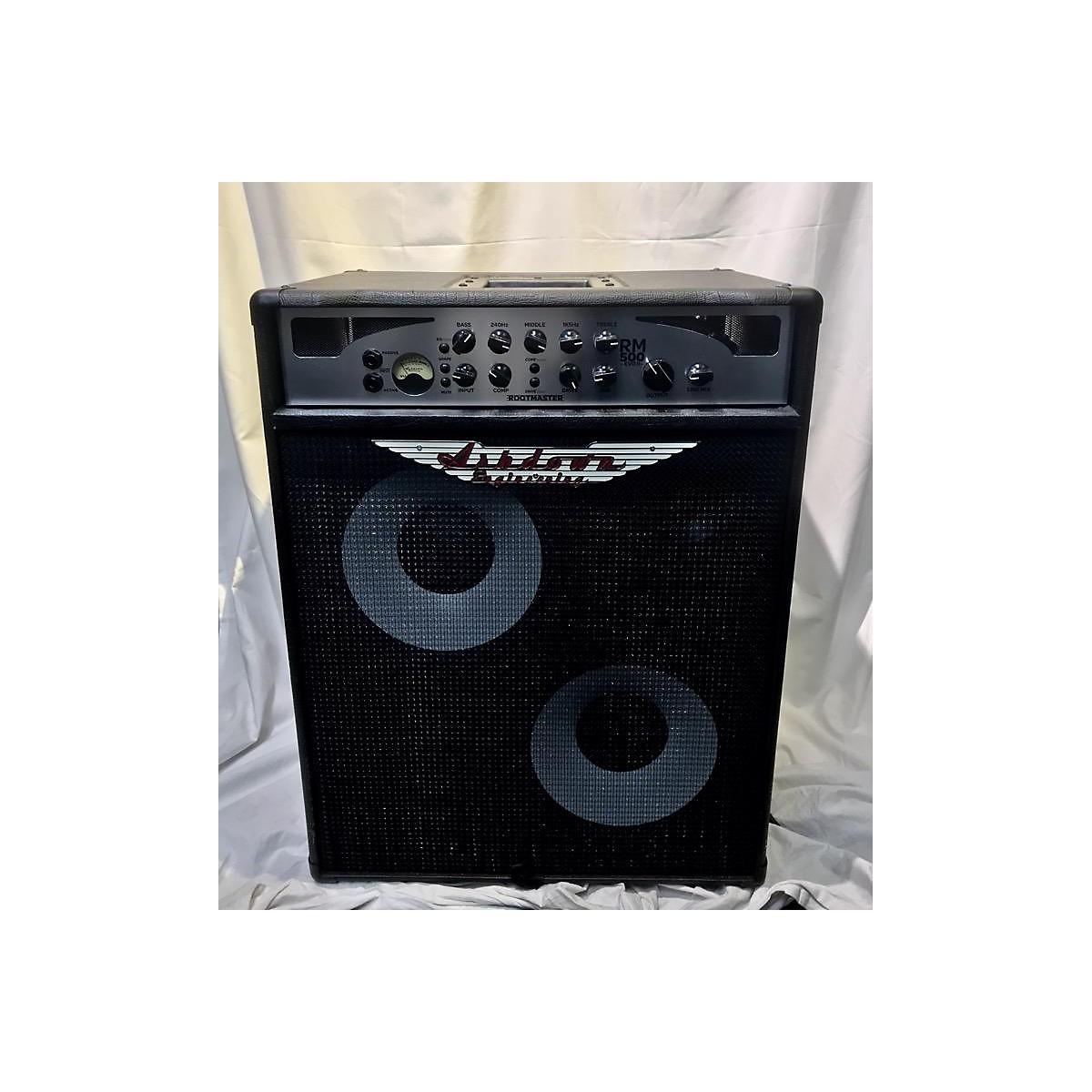 Ashdown RM500 Bass Combo Amp