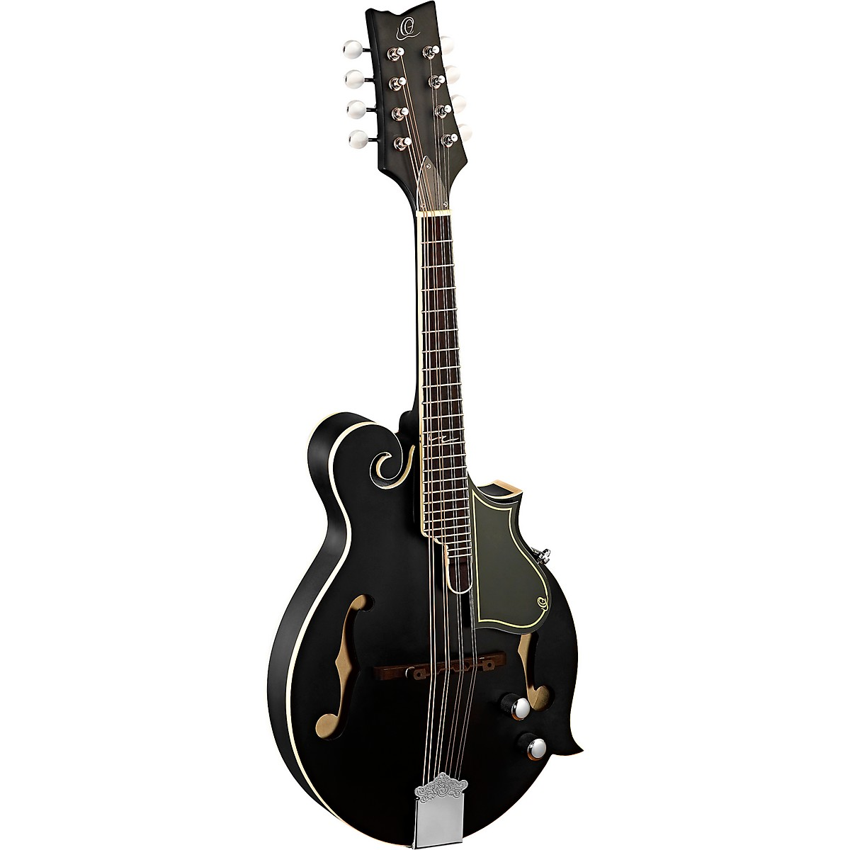Ortega RMFE40SBK Acoustic-Electric Mandolin