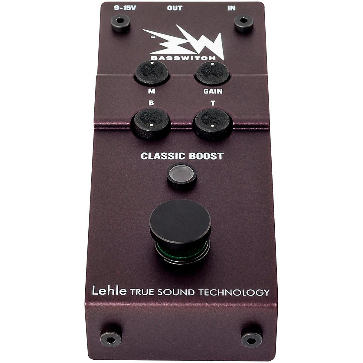 Lehle RMI Basswitch Classic Boost-Pro Equipment Pedal