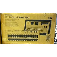 Presonus RML32AI Line Mixer