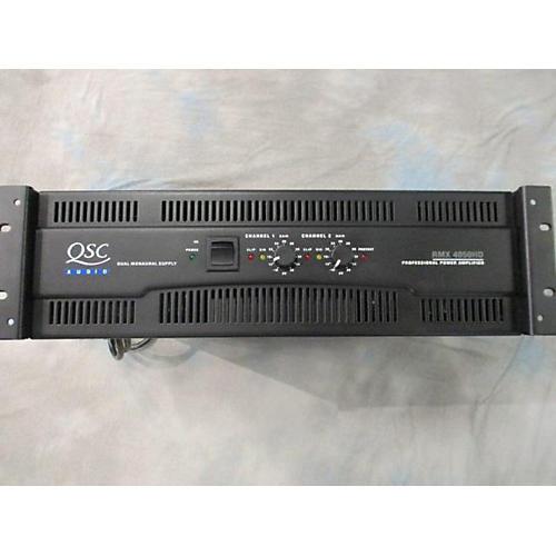 QSC RMX4050HD Power Amp