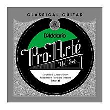 D'Addario RNM-3T Pro-Arte Moderate Tension Classical Guitar Strings Half Set