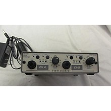 FMR Audio RNP8380 Microphone Preamp