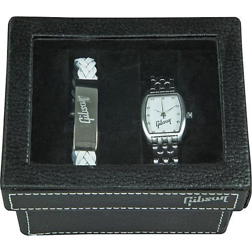 Gibson ROCK SET Watch and Bracelet Set