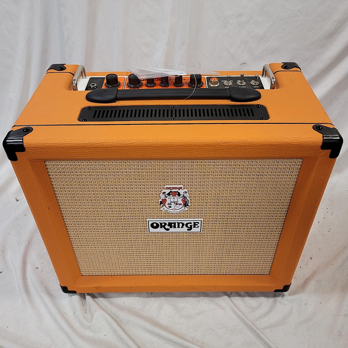 Orange Amplifiers ROCKER 15 Tube Guitar Combo Amp
