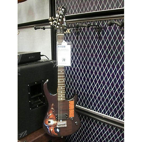 Peavey ROCKMASTER MARVEL IRON MAN Solid Body Electric Guitar