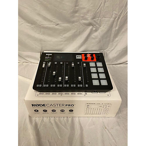 Rode RODEcaster Pro Audio Interface