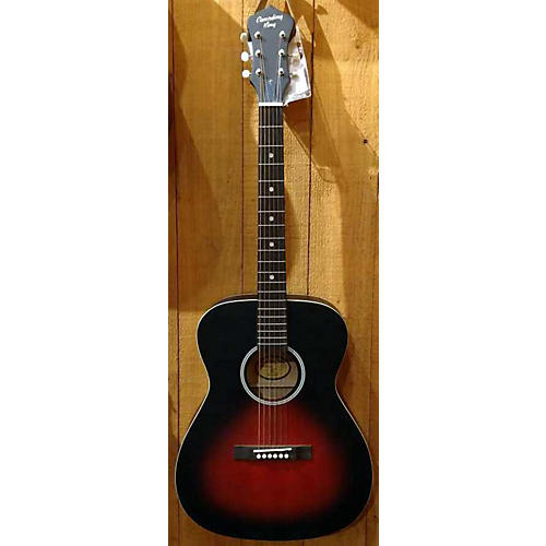 Recording King ROH-05 Dirty Thirties Acoustic Guitar