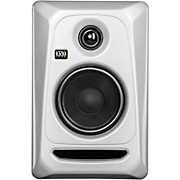 ROKIT 5 G3 Powered Studio Monitor, Silver Black Limited Edition