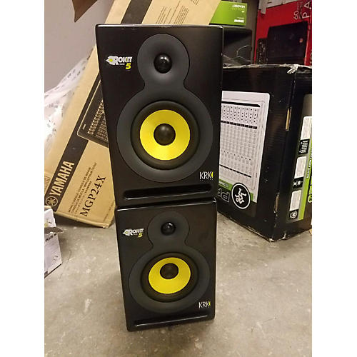KRK ROKIT 5 PAIR GEN1 Powered Monitor