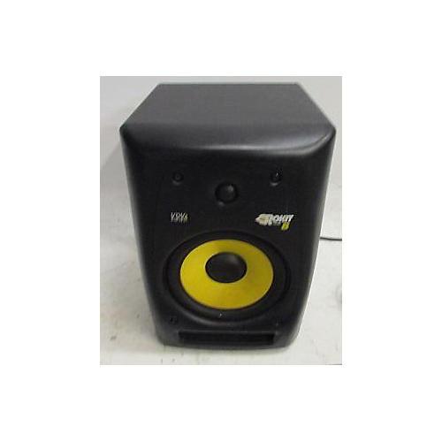 used krk rokit 8 multi media speaker guitar center. Black Bedroom Furniture Sets. Home Design Ideas