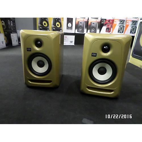 KRK ROKIT5 Gold PAIR Powered Monitor