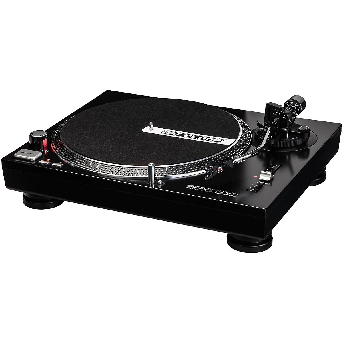 Reloop RP 2000 M Quartz Driven Turntable