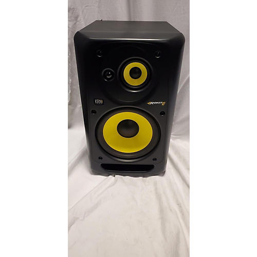 used krk rp103g3 powered monitor guitar center. Black Bedroom Furniture Sets. Home Design Ideas