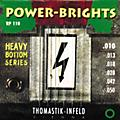Thomastik RP110 Power-Brights Heavy Bottom Medium-Light Electric Guitar Strings thumbnail
