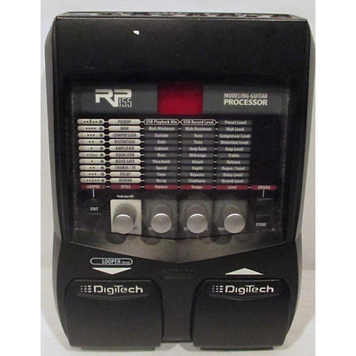 Digitech RP155 Effect Processor