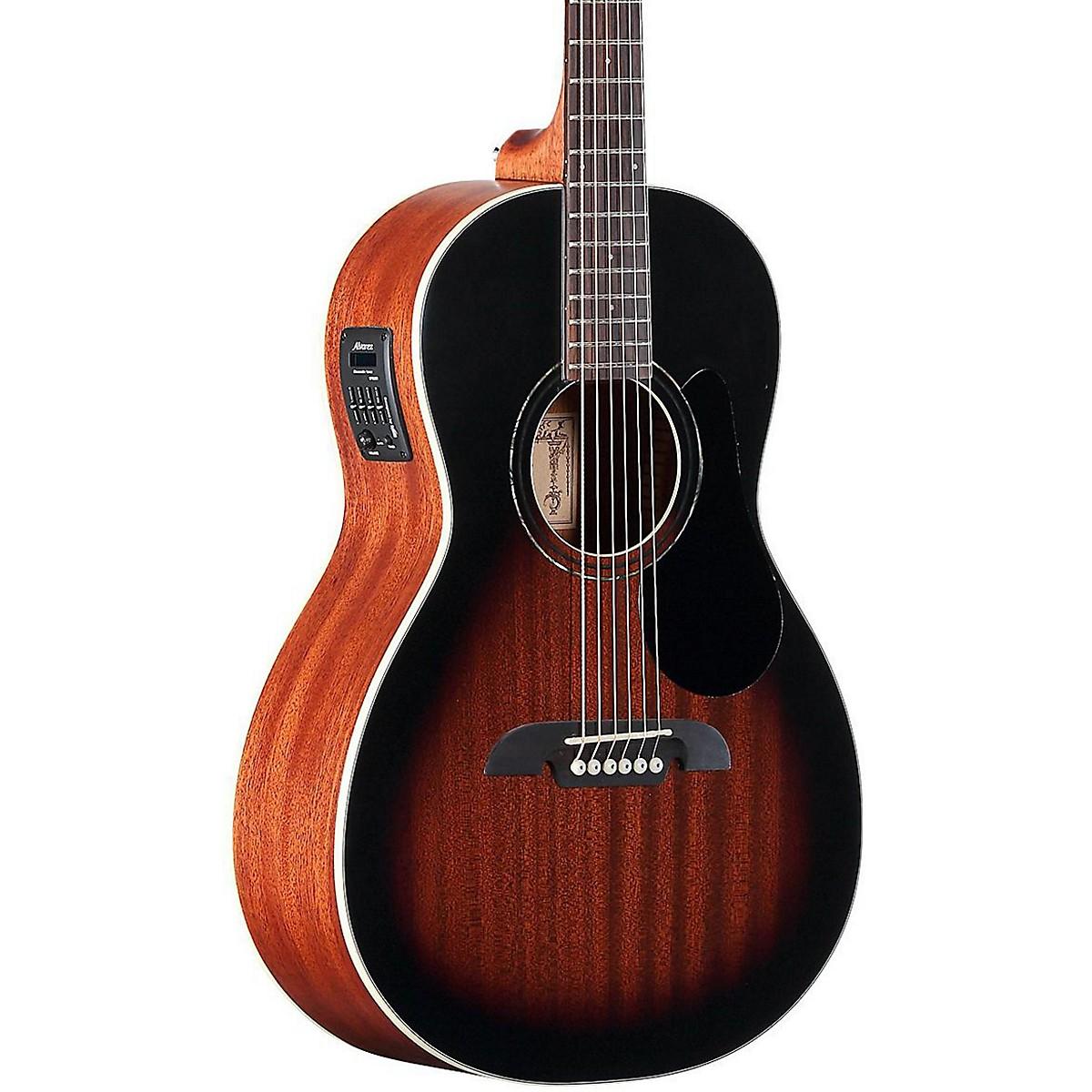 Alvarez RP266SESB Parlor Acoustic-Electric Guitar