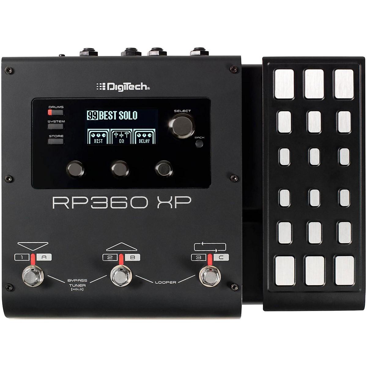 Digitech RP360XP Guitar Multi-Effects Pedal