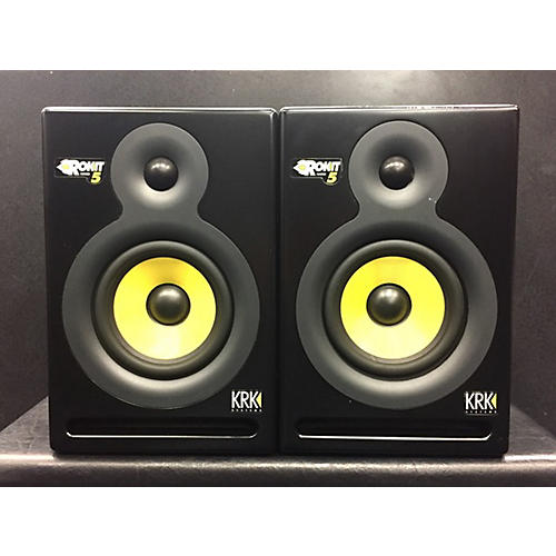 KRK RP5 Pair Powered Monitor