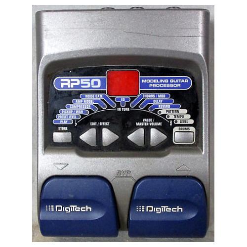 Digitech RP50 Effect Processor