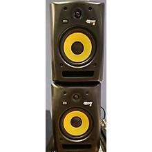 KRK RP8G2 Pair Powered Monitor