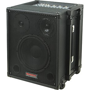 nady rpa 4 portable pa system guitar center. Black Bedroom Furniture Sets. Home Design Ideas