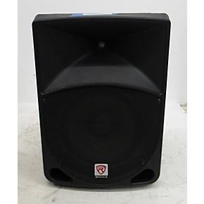 used rockville rpg 12 powered speaker guitar center. Black Bedroom Furniture Sets. Home Design Ideas