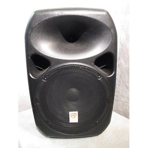 used rockville rpg 122k pair powered speaker guitar center. Black Bedroom Furniture Sets. Home Design Ideas