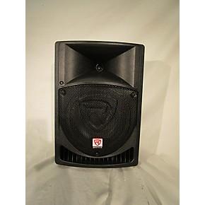 used rockville rpg8 powered monitor guitar center. Black Bedroom Furniture Sets. Home Design Ideas