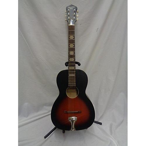 Recording King RPH-07 Dirty Thirties Acoustic Guitar