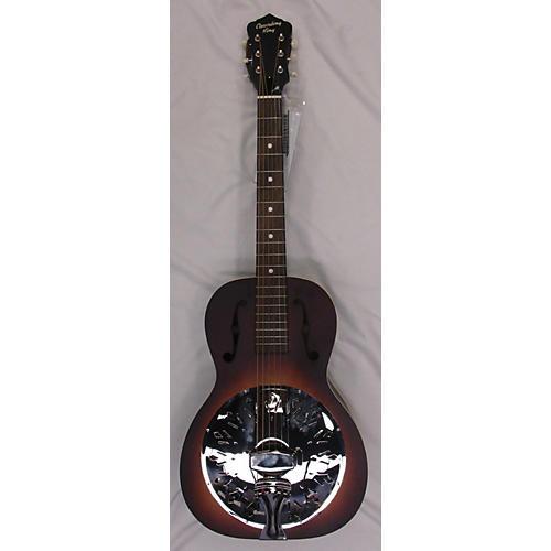 Recording King RPHR1TS Resonator Guitar