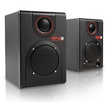 Akai Professional RPM3 Production Monitors with USB Audio Interface Level 1