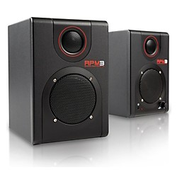 RPM3 Production Monitors with USB Audio Interface