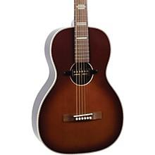 RPS-7-E Dirty 30's Single 0 Parlor Acoustic-Electric Guitar Brown Sunburst