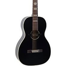 RPS-7-E Dirty 30's Single 0 Parlor Acoustic-Electric Guitar Matte Black
