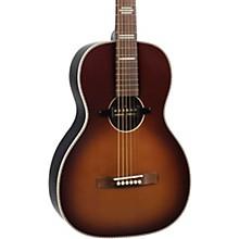 RPS-7-E Dirty 30's Single 0 Parlor Acoustic-Electric Guitar Tobacco Sunburst