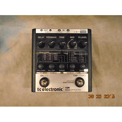 TC Electronic RPT Effect Pedal