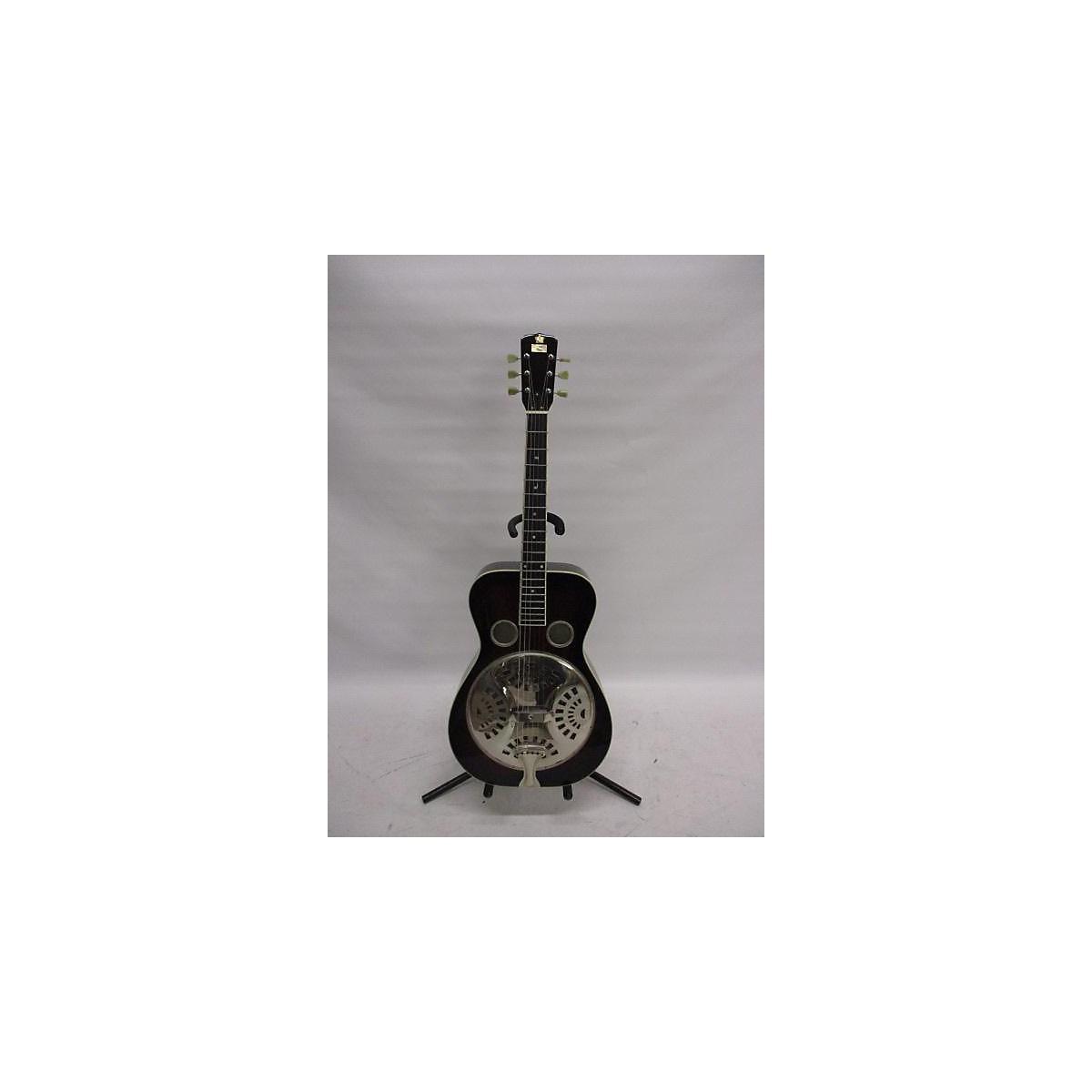 Recording King RR50VS Resonater Acoustic Guitar