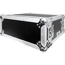 Road Ready RR8UED 8U Deluxe Effect Rack Case